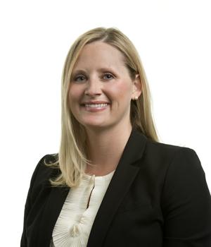 Portrait of Jennifer Shaw