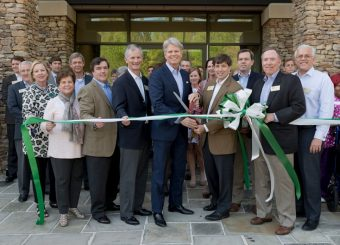 Oakworth Capital Bank Ribbon Cutting