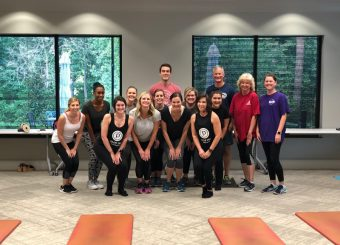 Oakworth Capital Wellness Pure Barre