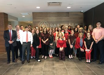 2020 Wear Red Day - for Heart Health