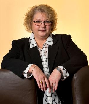 Portrait of Traci Langston