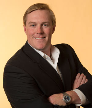 Portrait of Wade Gordon